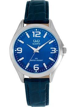 Японские наручные  мужские часы Q&Q C192J345. Коллекция IP Series