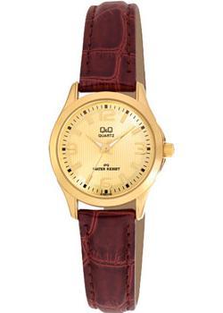 Японские наручные  женские часы Q&Q C193J103. Коллекция IP Series