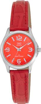 Японские наручные  женские часы Q&Q C193J305. Коллекция Standard