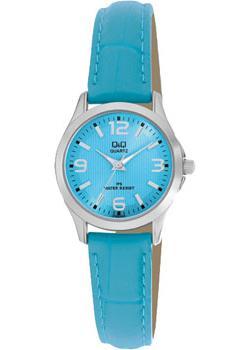 Японские наручные  женские часы Q&Q C193J335. Коллекция IP Series