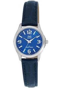 Японские наручные  женские часы Q&Q C193J345. Коллекция IP Series
