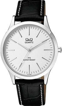 Японские наручные  мужские часы Q&Q C212J301. Коллекция IP Series