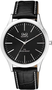 Японские наручные  мужские часы Q&Q C212J302. Коллекция IP Series