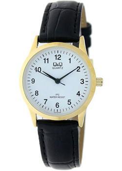 Японские наручные  женские часы Q&Q C213J104. Коллекция IP Series