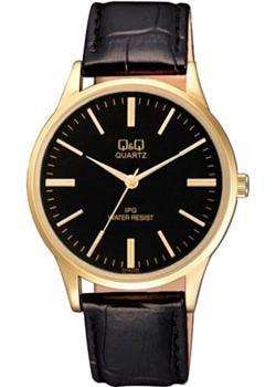 Японские наручные  мужские часы Q&Q C214J102. Коллекция IP Series