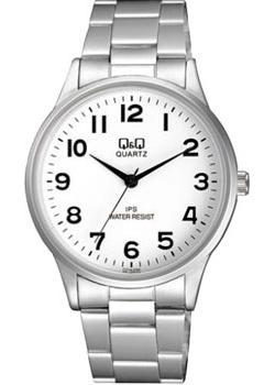 Японские наручные  мужские часы Q&Q C214J204. Коллекци Standard