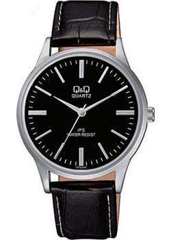 Японские наручные  мужские часы Q&Q C214J302. Коллекция IP Series