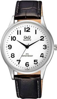 Японские наручные  мужские часы Q&Q C214J304. Коллекция IP Series