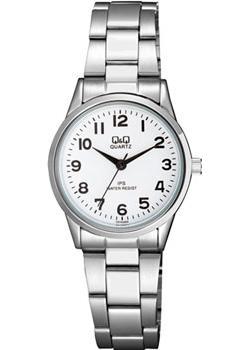 Японские наручные  женские часы Q&Q C215J204. Коллекция IP Series