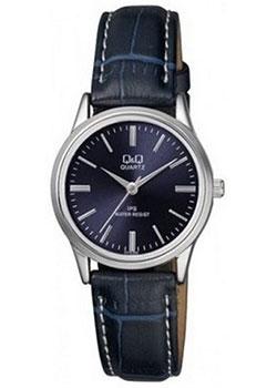 Японские наручные  женские часы Q&Q C215J332. Коллекция IP Series