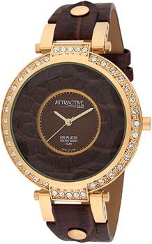 Японские наручные  женские часы Q&Q DA99J102. Коллекци Attractive