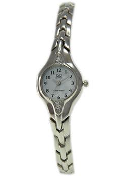 Японские наручные  женские часы Q&Q F307204. Коллекция Elegant
