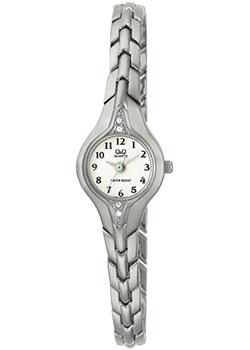 Японские наручные  женские часы Q&Q F307J204. Коллекция Elegant