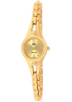 Японские наручные  женские часы Q&Q F311003. Коллекция Elegant