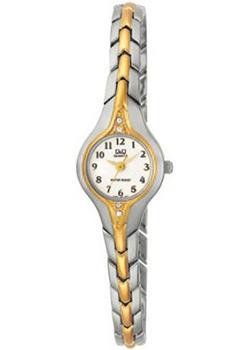 Японские наручные  женские часы Q&Q F311404. Коллекция Elegant