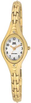 Японские наручные  женские часы Q&Q F313004. Коллекция Elegant
