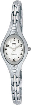 Японские наручные  женские часы Q&Q F313204. Коллекция Elegant