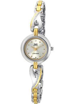 Японские наручные  женские часы Q&Q F323401. Коллекция Elegant