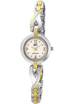 Японские наручные  женские часы Q&Q F323404. Коллекция Elegant