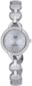 Японские наручные  женские часы Q&Q F337204. Коллекция Elegant
