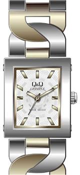 Японские наручные  женские часы Q&Q F505401. Коллекция Elegant