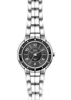 Японские наручные  женские часы Q&Q F515205. Коллекция Кварцевые