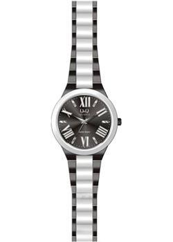 Японские наручные  женские часы Q&Q F521408. Коллекция Кварцевые