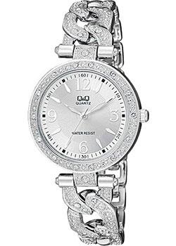 Японские наручные  женские часы Q&Q F539204. Коллекция Кварцевые