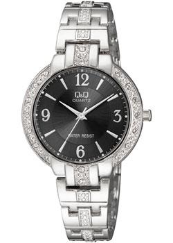 Японские наручные  женские часы Q&Q F547J205. Коллекция Кварцевые