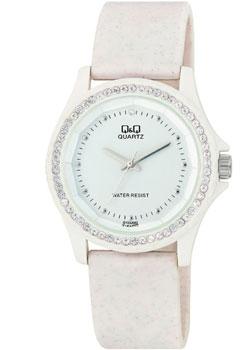 Японские наручные  женские часы Q&Q GT23J002. Коллекция Кварцевые