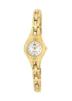 Японские наручные  женские часы Q&Q GT49001. Коллекция Elegant