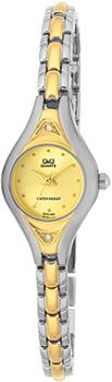 Японские наручные  женские часы Q&Q GT51400. Коллекция Elegant