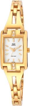 Японские наручные  женские часы Q&Q GT77001. Коллекция Elegant