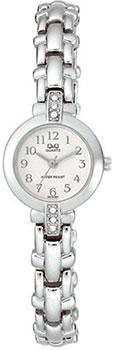 Японские наручные  женские часы Q&Q GU19204. Коллекция Elegant