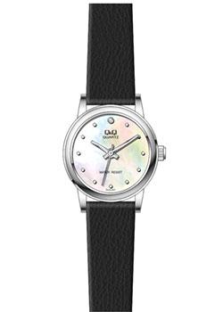 Японские наручные  женские часы Q&Q GU45J801. Коллекция Кварцевые
