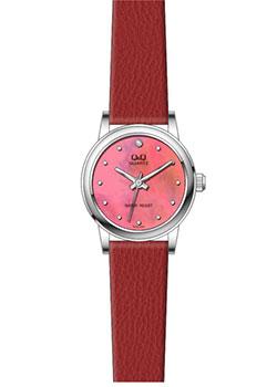 Японские наручные  женские часы Q&Q GU45J802. Коллекция Кварцевые