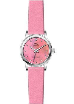 Японские наручные  женские часы Q&Q GU45J804. Коллекция Кварцевые