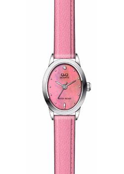 Японские наручные  женские часы Q&Q GU47J803. Коллекция Кварцевые