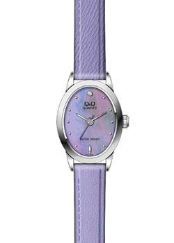 Японские наручные  женские часы Q&Q GU47J805. Коллекция Кварцевые