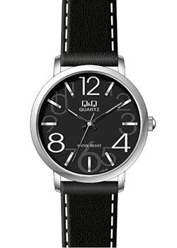 Японские наручные  женские часы Q&Q GU49J801. Коллекция Кварцевые