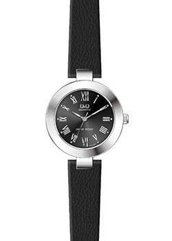 Японские наручные  женские часы Q&Q GU51J801. Коллекция Кварцевые