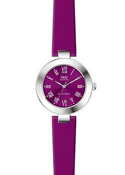 Японские наручные  женские часы Q&Q GU51J804. Коллекция Кварцевые