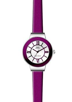 Японские наручные  женские часы Q&Q GU53J800. Коллекция Кварцевые