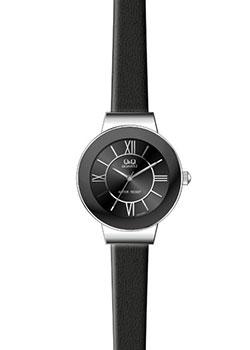 Японские наручные  женские часы Q&Q GU53J805. Коллекция Кварцевые