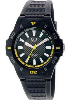 Японские наручные  мужские часы Q&Q GW36J008. Коллекция Sports