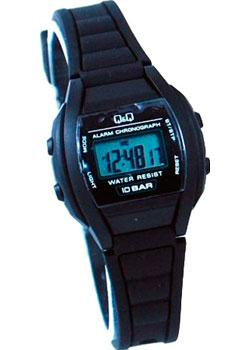 Японские наручные  мужские часы Q&Q LL01P104. Коллекция Sports