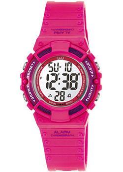 Японские наручные  женские часы Q&Q M138J003. Коллекция Sports