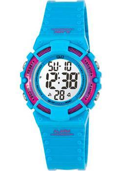 Японские наручные  мужские часы Q&Q M138J005. Коллекци Sports