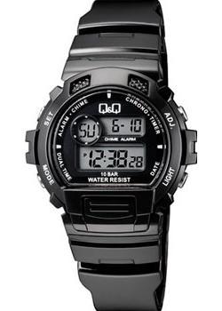 Японские наручные мужские часы Q&Q M153J002. Коллекция Sports
