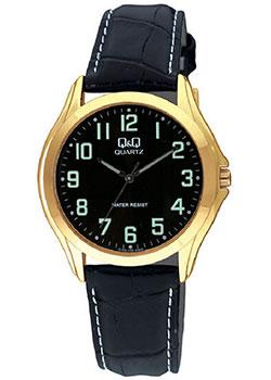 Японские наручные  женские часы Q&Q Q156J105. Коллекция Кварцевые